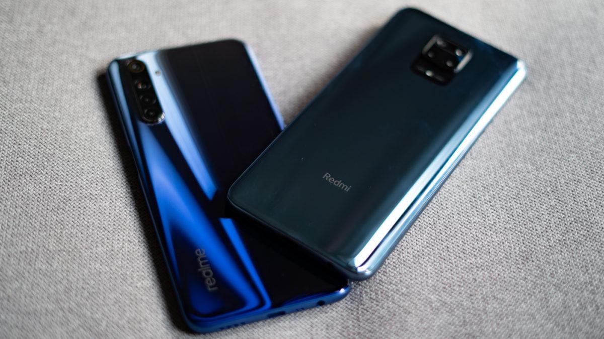 دوئل گوشیهای هوشمند: تقابل دو گوشی ردمی نوت 9 پرو و ریلمی 6