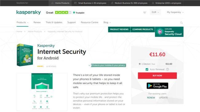 معرفی بهترین آنتی ویروس های اندروید 2020: حفاظت کامل از حریم خصوصی و دستگاه کاربران