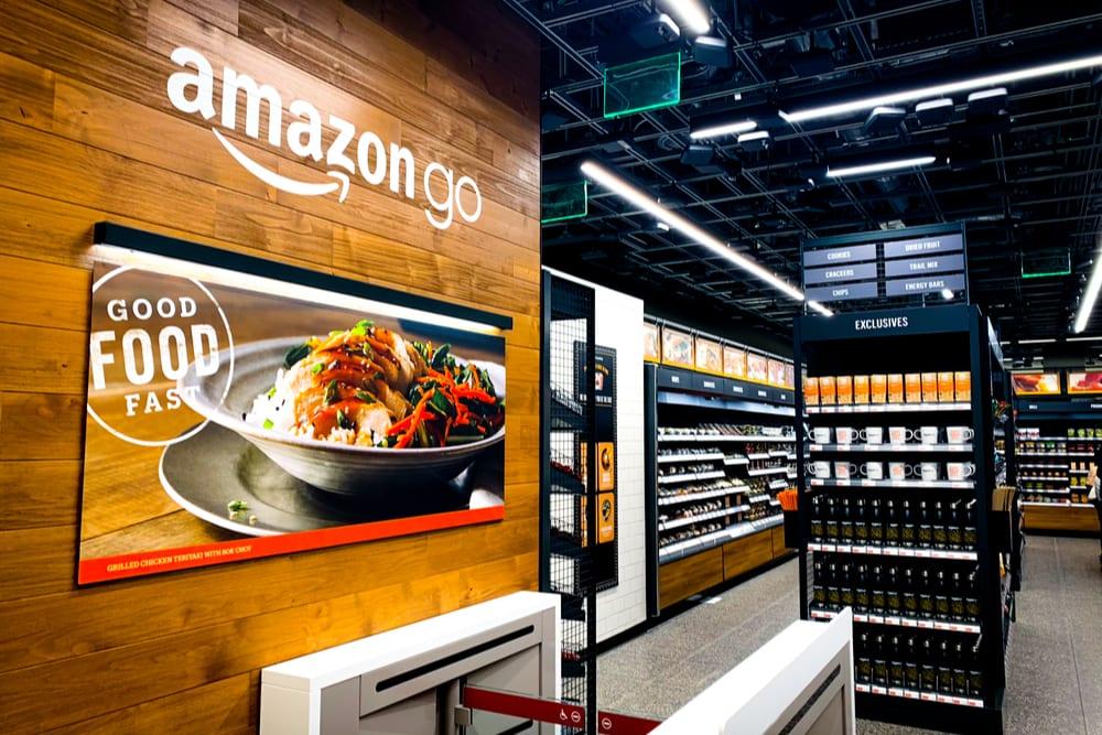Amazon Go Expansion Cloud