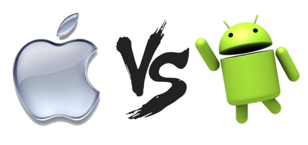 روکیدا   اندروید یا iOS: کدام سیستم عامل در سال 2020 بهتر است   iOS, اندروید, اپل