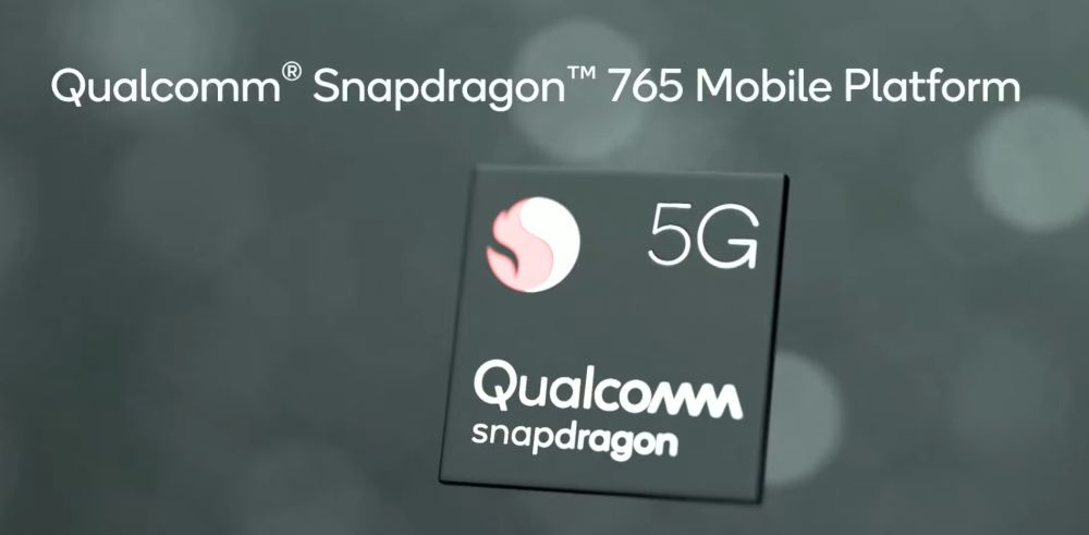 Qualcomm Snapdragon 765 and 765G