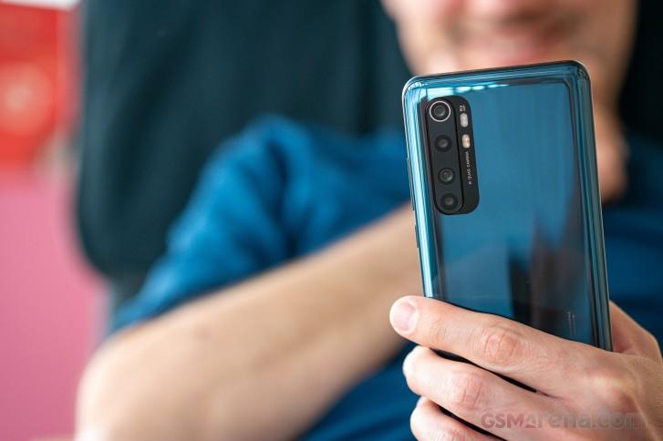 بررسی کامل و تخصصی گوشی Mi Note 10 Lite شیائومی: قیمت پایین، ارزش بالا