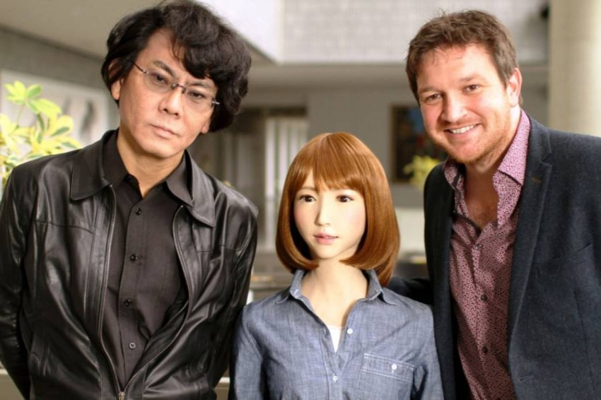 ربات Erica چگونه قرار است به یک بازیگر در فیلم های علمی تخیلی تبدیل شود؟