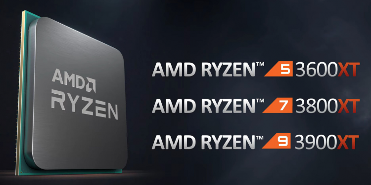 AMD به زودی سری جدید رایزن 3000XT را عرضه خواهد کرد