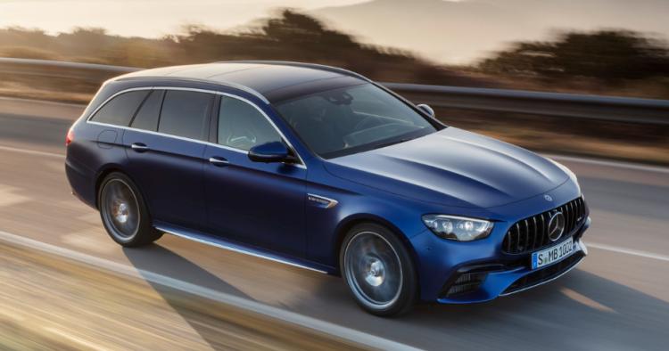 مرسدس بنز E63 S AMG سدان و استیشن با فیس لیفت جدید، در سال 2021 از راه می رسد