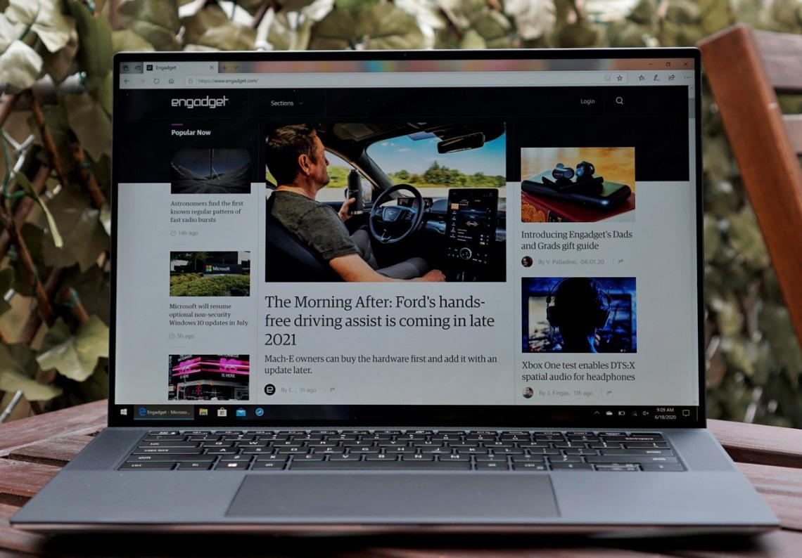 نقد و بررسی Dell XPS 15 مدل 2020: 15 اینچی دوست داشتنی