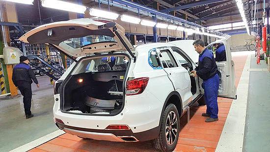 آیا شرکت سایک موتور چین مجدد به بازار خودرو ایران بر میگردد؟