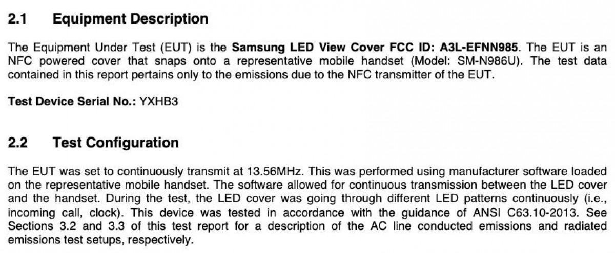 بخشی از مشخصات گوشی گلکسی نوت 20 اولترا با دریافت مجوز FCC فاش شد