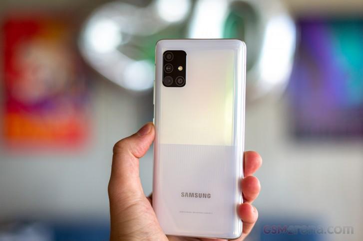 بررسی کامل و تخصصی گوشی گلکسی A51 5G سامسونگ 1