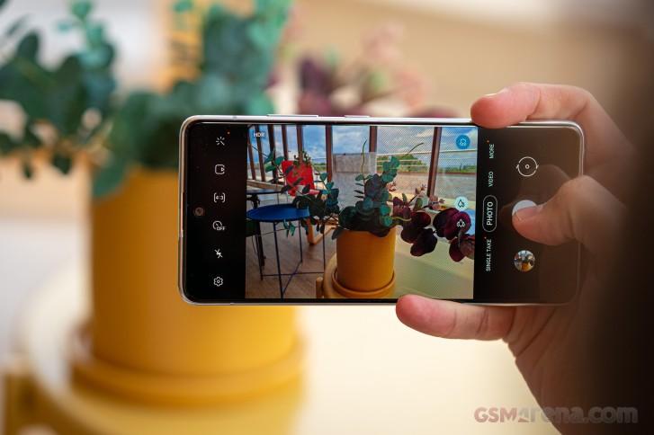 بررسی کامل و تخصصی گوشی گلکسی A51 5G سامسونگ 10