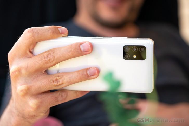 بررسی کامل و تخصصی گوشی گلکسی A51 5G سامسونگ 11