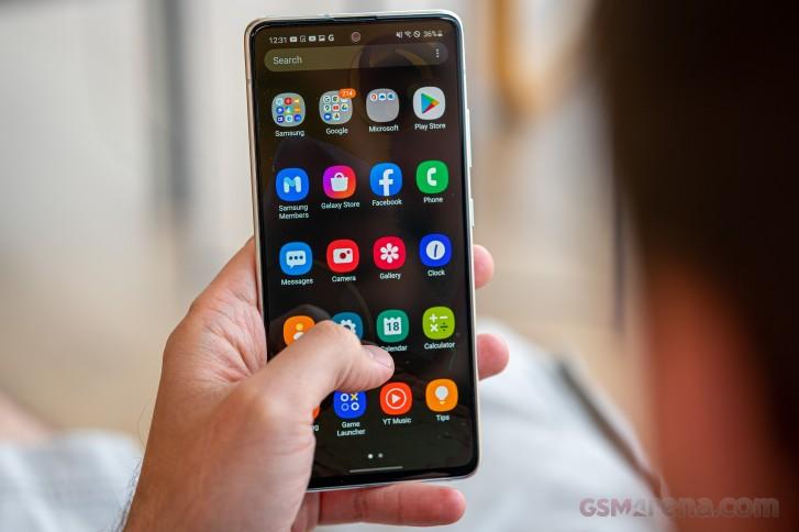 بررسی کامل و تخصصی گوشی گلکسی A51 5G سامسونگ 54