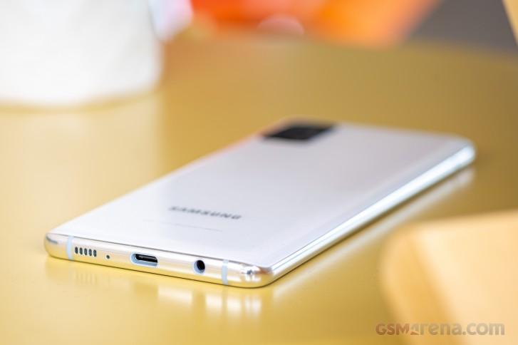 بررسی کامل و تخصصی گوشی گلکسی A51 5G سامسونگ 55