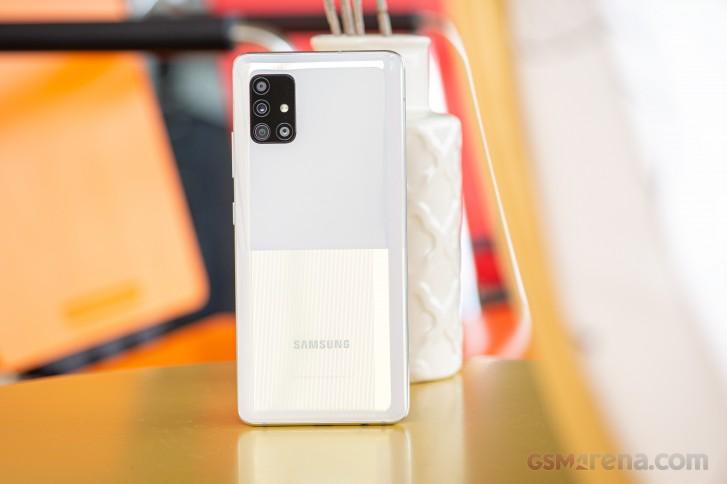 بررسی کامل و تخصصی گوشی گلکسی A51 5G سامسونگ 59