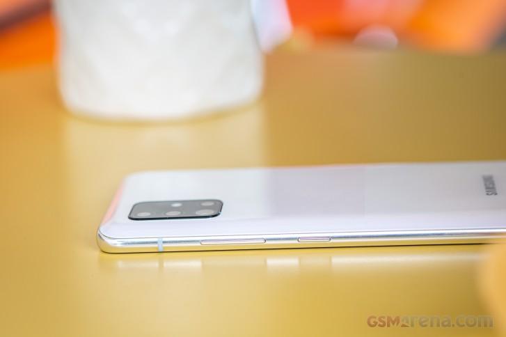 بررسی کامل و تخصصی گوشی گلکسی A51 5G سامسونگ 63