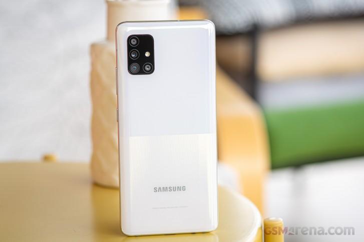 بررسی کامل و تخصصی گوشی گلکسی A51 5G سامسونگ 67