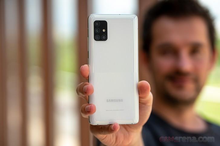 بررسی کامل و تخصصی گوشی گلکسی A51 5G سامسونگ 69