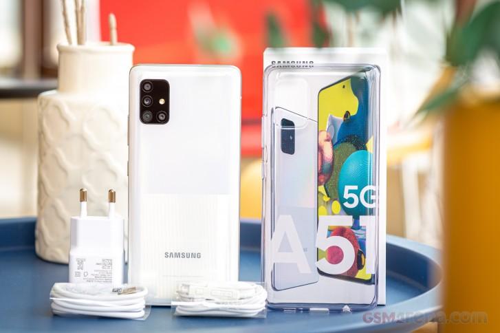 بررسی کامل و تخصصی گوشی گلکسی A51 5G سامسونگ 70