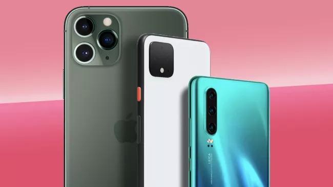بهترین گوشی ها از نظر دوربین در سال 2020