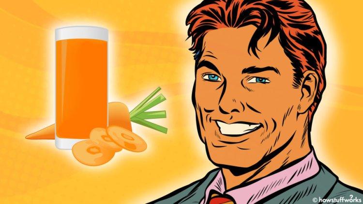 هویج زیاد نخورید، وگرنه پوستتان نارنجی میشود!