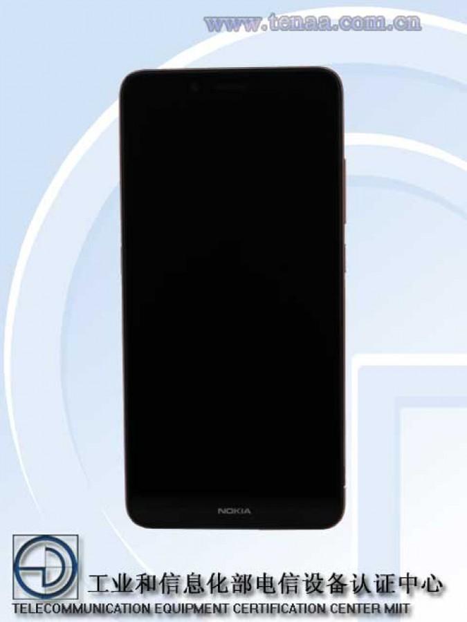 گوشی جدید نوکیا در فهرست گوشیهای مورد تایید TENAA قرار گرفت