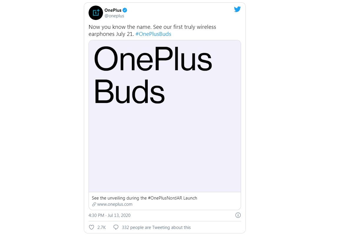 روکیدا   رونمایی از اولین هدفونهای بیسیم OnePlus در رویداد OnePlus Nord و نگاهی به رندرهای منتشر شده از آن   هدفون بی سیم, وان پلاس