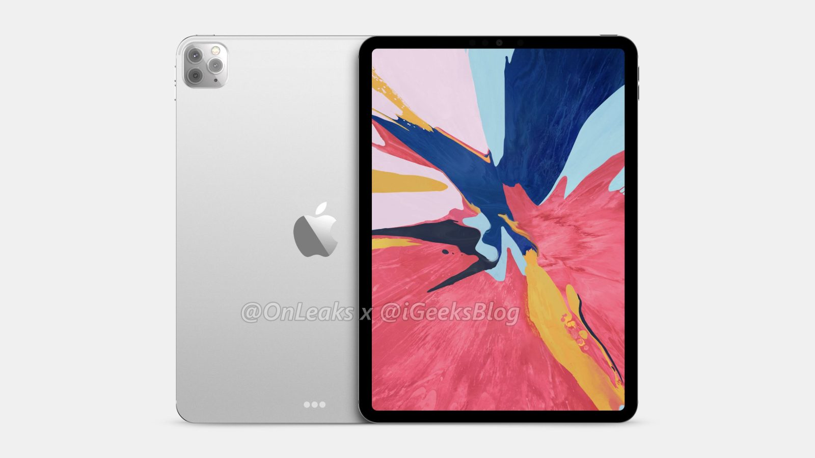 2020 11 inch iPad Pro with Triple Camera scaled 2