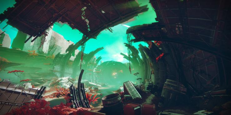 روکیدا - سرنوشت 2: 10 معمای حل نشده - destiny, new game