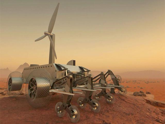 روکیدا | طراحان کل دنیا به ناسا برای زهرهنوردی کمک میکنند. | مریخ نورد, ناسا