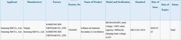 روکیدا - اطلاعات جدید درباره Galaxy A42 5G؛ ارزانترین گوشی 5G سامسونگ - بهترین گوشی های سامسونگ با قیمت ارزان, سامسونگ, سامسونگ گلکسی A