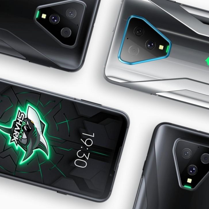 روکیدا - مقایسه نمایشگر 120هرتزی Black Shark 3S با آیفون 11 پرو مکس - بهترین گوشی های شیائومی, بهترین گوشی های شیائومی 2020, گوشی گیمینگ