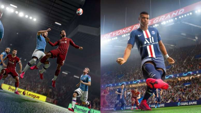 روکیدا | تبلیغ بازی FIFA 21رسمی میشود |