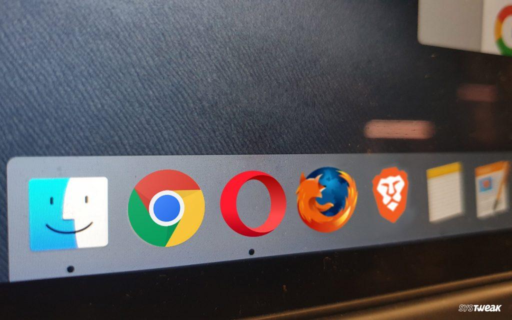 انتخاب سریع ترین مرورگر اینترنت جنگ بین فایرفاکس، کروم، اج و بریو