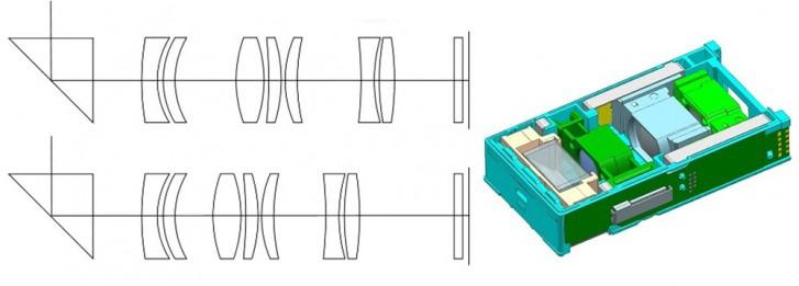 اوپو از نسل بعدی دوربینهای پریسکوپ رونمایی کرد زوم اپتیکال 85 تا 135 میلیمتری