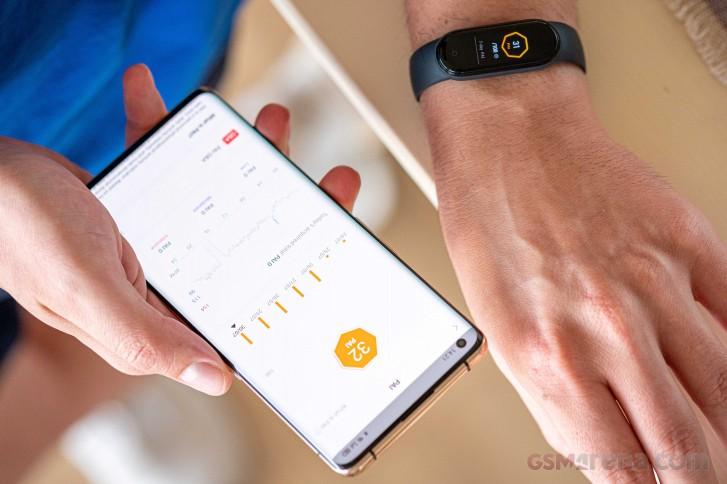بررسی کامل و تخصصی دستبند هوشمند Mi Band 5 شیائومی: همچنان ارزان و عالی