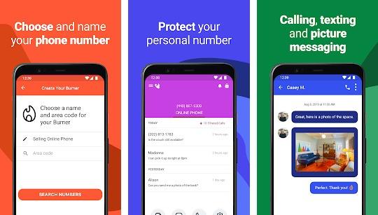 بهترین اپلیکیشنهای شماره تلفن مجازی برای واتس اپ در سال 2020