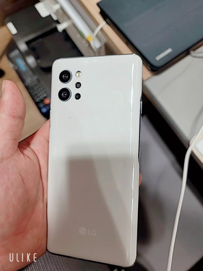 تصاویر گوشی LG Q92 لو رفت (2)