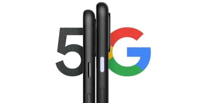 پوستر تبلیغاتی گوشی Pixel 5 5G و Pixel 4a 5G به بیرون درز کرد