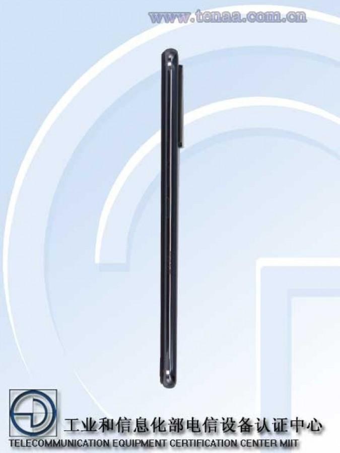تصاویر گوشی ZTE Axon 20 5G با دوربین زیر نمایشگر منتشر شد