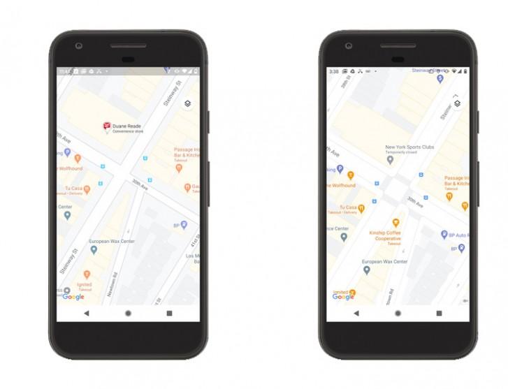 تغییر جدید اپلیکیشن گوگل مپ چیست؟