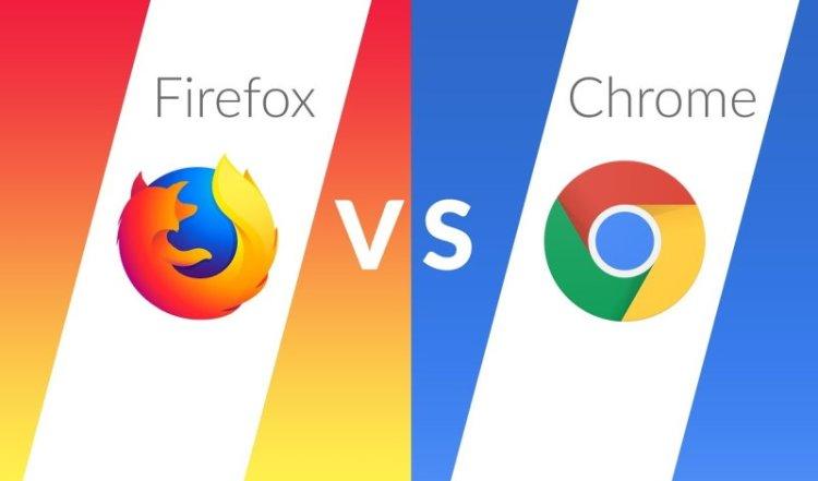 جنگ مرورگرهای اندرویدی: از بین کروم و فایرفاکس کدام یک را انتخاب کنیم؟