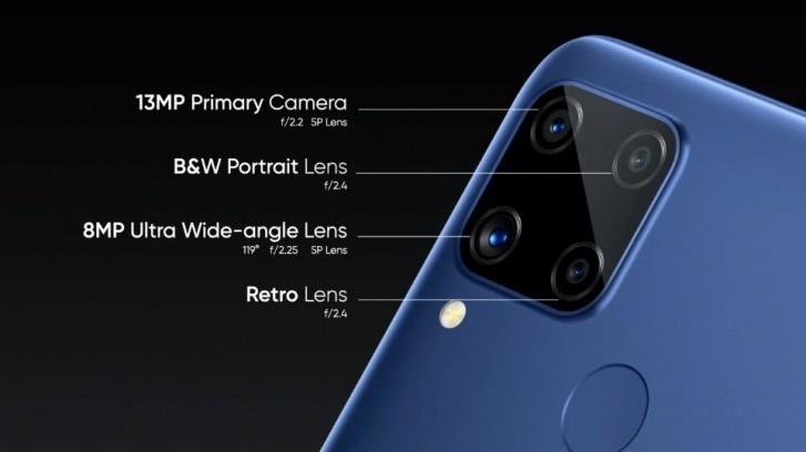 دو گوشی ریلمی C12 و C15 معرفی شدند