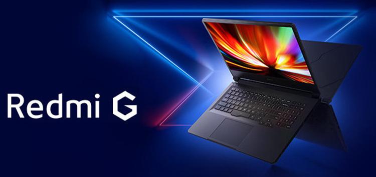 ردمی لپ تاپ گیمینگ Redmi G را تبلیغ کرد