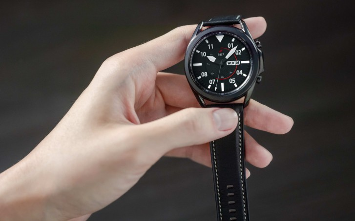 ساعت هوشمند گلکسی واچ 3 سامسونگ رسما معرفی شد