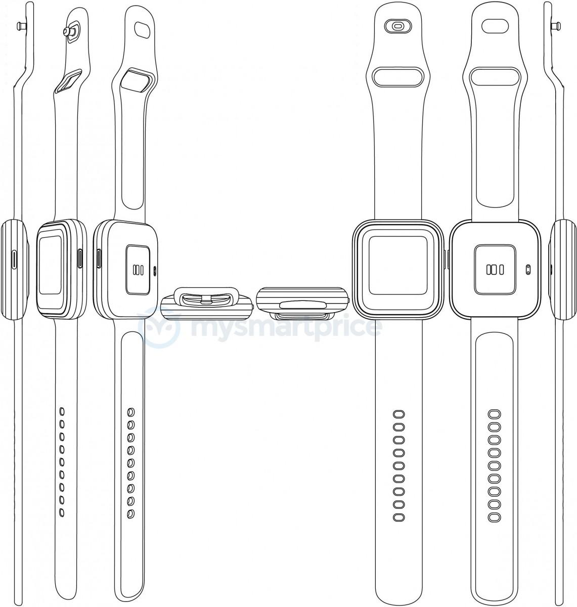 ظاهر جدید ساعتهای هوشمند ریلمی چطور خواهد بود؟