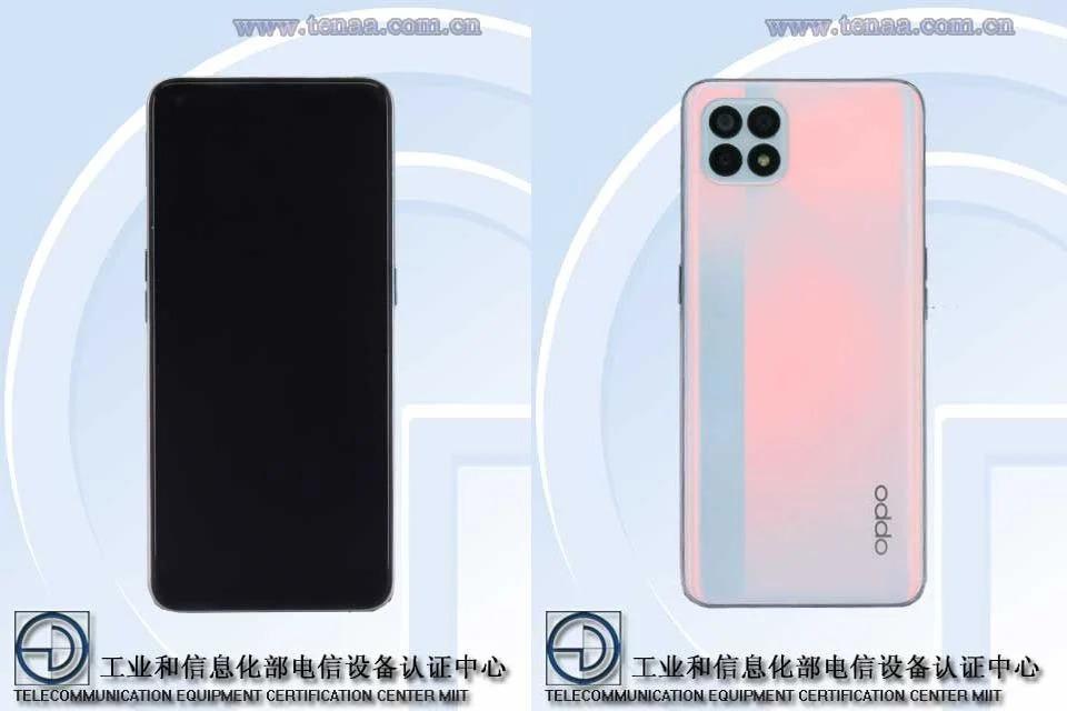 مشخصات کامل و تصاویر گوشی جدید اوپو در دیتابیس TENAA قرار گرفت