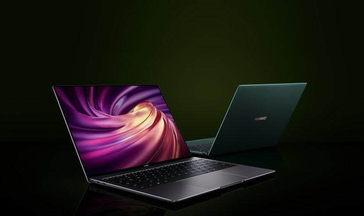 میت بوک ایکس 2020 هوآوی اولین لپ تاپ ویندوزی با یک ترکپد حساس به فشار خواهد بود