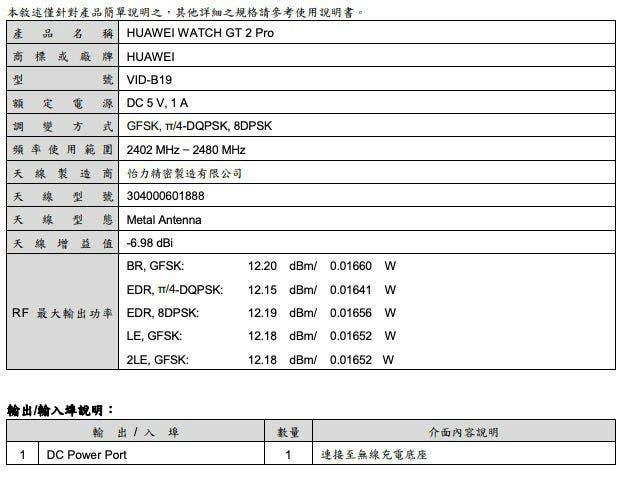 هوآوی قصد دارد ساعت هوشمند جدید Watch GT 2 Pro را وارد بازار کند