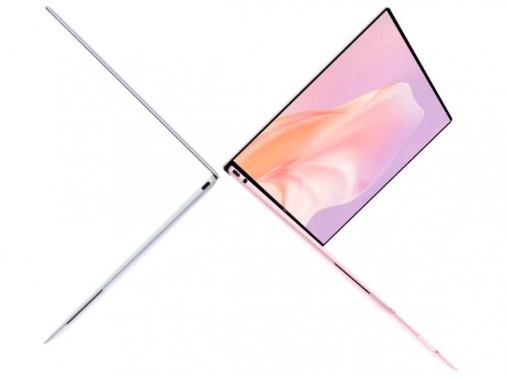 هوآوی لپ تاپ میت بوک ایکس را با یک تاچپد متفاوت معرفی کرد