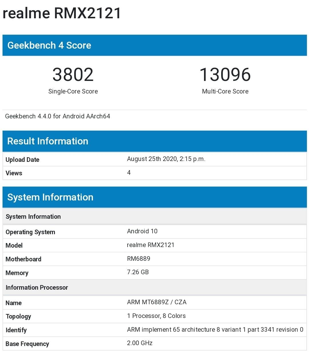 گوشی ریلمی ایکس 7 پرو چه مشخصات سختافزاری دارد؟